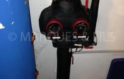Maintenance sous station de chauffage PAC