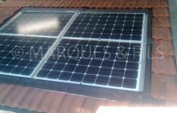 Panneaux photovoltaiques intégrés