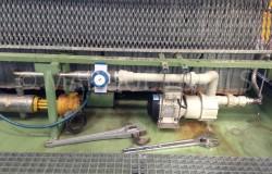 Remplacement d'une pompe  de circulation